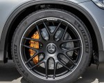 2020 Mercedes-AMG GLC 63 Coupe Wheel Wallpapers 150x120 (11)