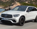 2020 Mercedes-AMG GLC 63 Wallpapers HD