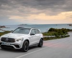 2020 Mercedes-AMG GLC 63 Front Three-Quarter Wallpapers 150x120 (12)