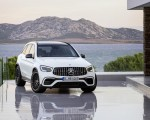 2020 Mercedes-AMG GLC 63 Front Wallpapers 150x120 (19)
