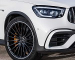 2020 Mercedes-AMG GLC 63 Headlight Wallpaper 150x120 (27)