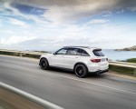 2020 Mercedes-AMG GLC 63 Rear Three-Quarter Wallpaper 150x120 (8)