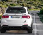 2020 Mercedes-AMG GLC 63 Rear Wallpaper 150x120 (16)