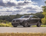 2020 Mercedes-AMG GLC 63 S Coupe (US-Spec) Front Three-Quarter Wallpapers 150x120