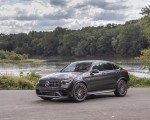 2020 Mercedes-AMG GLC 63 S Coupe (US-Spec) Front Three-Quarter Wallpapers 150x120 (20)