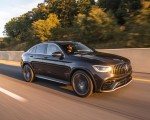 2020 Mercedes-AMG GLC 63 S Coupe (US-Spec) Front Three-Quarter Wallpapers 150x120 (13)