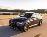 2020 Mercedes-AMG GLC 63 S Coupe (US-Spec) Front Three-Quarter Wallpapers 150x120 (3)