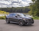 2020 Mercedes-AMG GLC 63 S Coupe (US-Spec) Front Three-Quarter Wallpapers 150x120 (21)