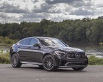 2020 Mercedes-AMG GLC 63 S Coupe (US-Spec) Front Three-Quarter Wallpapers 150x120 (22)