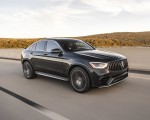 2020 Mercedes-AMG GLC 63 S Coupe (US-Spec) Front Three-Quarter Wallpapers 150x120 (6)