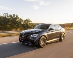 2020 Mercedes-AMG GLC 63 S Coupe (US-Spec) Front Three-Quarter Wallpapers 150x120 (16)
