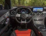 2020 Mercedes-AMG GLC 63 S Coupe (US-Spec) Interior Cockpit Wallpapers 150x120 (47)
