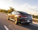 2020 Mercedes-AMG GLC 63 S Coupe (US-Spec) Rear Three-Quarter Wallpapers 150x120 (12)