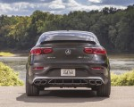2020 Mercedes-AMG GLC 63 S Coupe (US-Spec) Rear Wallpapers 150x120 (27)