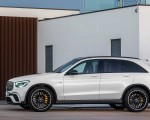 2020 Mercedes-AMG GLC 63 Side Wallpapers 150x120 (24)