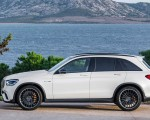 2020 Mercedes-AMG GLC 63 Side Wallpapers 150x120 (22)