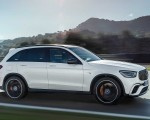 2020 Mercedes-AMG GLC 63 Side Wallpapers 150x120 (9)