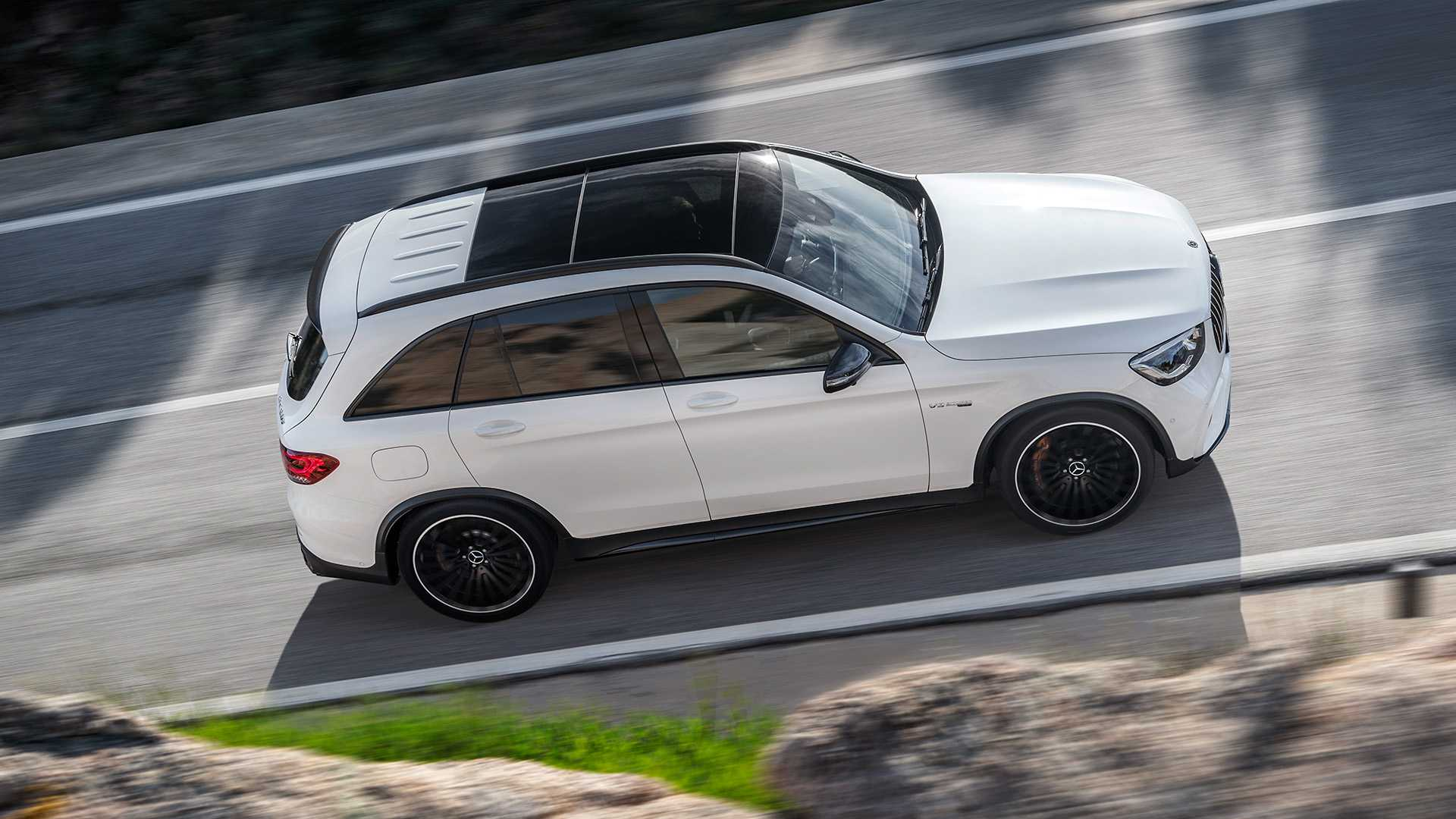 2020 Mercedes-AMG GLC 63 Top Wallpapers (11)