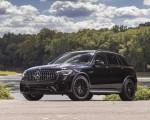 2020 Mercedes-AMG GLC 63 (US-Spec) Front Three-Quarter Wallpapers 150x120 (19)