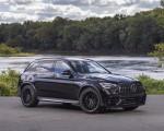 2020 Mercedes-AMG GLC 63 (US-Spec) Front Three-Quarter Wallpapers 150x120 (18)