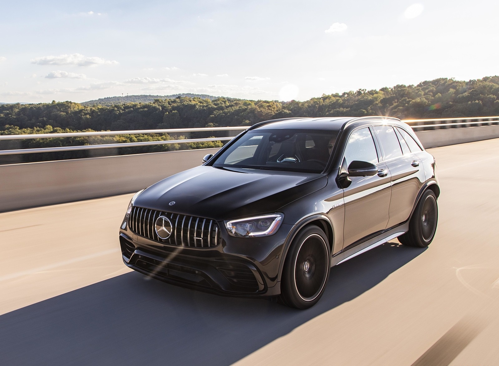 2020 Mercedes Amg Glc 63 Wallpapers 102 Hd Images Newcarcars