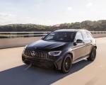 2020 Mercedes-AMG GLC 63 (US-Spec) Front Three-Quarter Wallpapers 150x120 (3)