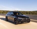 2020 Mercedes-AMG GLC 63 (US-Spec) Front Three-Quarter Wallpapers 150x120 (4)