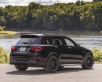 2020 Mercedes-AMG GLC 63 (US-Spec) Rear Three-Quarter Wallpapers 150x120 (23)