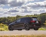 2020 Mercedes-AMG GLC 63 (US-Spec) Rear Three-Quarter Wallpapers 150x120 (22)