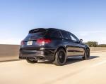 2020 Mercedes-AMG GLC 63 (US-Spec) Rear Three-Quarter Wallpapers 150x120 (9)