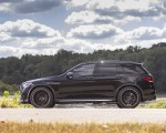 2020 Mercedes-AMG GLC 63 (US-Spec) Side Wallpapers 150x120 (26)