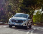 2020 Mercedes-Benz EQC Edition 1886 Front Wallpapers 150x120 (1)
