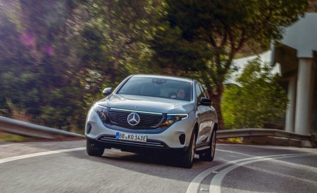 2020 Mercedes-Benz EQC Edition 1886 Wallpapers HD
