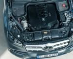2020 Mercedes-Benz GLS AMG Line (Color: Designo Selenite Grey Metallic) Engine Wallpapers 150x120 (34)