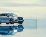 2020 Mercedes-Benz GLS AMG Line (Color: Designo Selenite Grey Metallic) Front Three-Quarter Wallpaper 150x120 (20)
