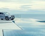 2020 Mercedes-Benz GLS AMG Line (Color: Designo Selenite Grey Metallic) Front Three-Quarter Wallpaper 150x120 (21)
