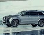 2020 Mercedes-Benz GLS AMG Line (Color: Designo Selenite Grey Metallic) Front Three-Quarter Wallpapers 150x120 (23)