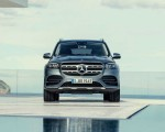 2020 Mercedes-Benz GLS AMG Line (Color: Designo Selenite Grey Metallic) Front Wallpapers 150x120 (25)