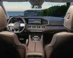 2020 Mercedes-Benz GLS AMG Line (Color: Designo Selenite Grey Metallic) Interior Cockpit Wallpapers 150x120 (36)