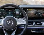 2020 Mercedes-Benz GLS AMG Line (Color: Designo Selenite Grey Metallic) Interior Steering Wheel Wallpapers 150x120 (35)