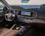 2020 Mercedes-Benz GLS AMG Line (Color: Designo Selenite Grey Metallic) Interior Wallpapers 150x120 (37)