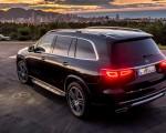 2020 Mercedes-Benz GLS AMG Line (Color: Designo Selenite Grey Metallic) Rear Three-Quarter Wallpaper 150x120 (41)