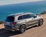 2020 Mercedes-Benz GLS AMG Line (Color: Designo Selenite Grey Metallic) Rear Three-Quarter Wallpaper 150x120 (7)