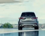2020 Mercedes-Benz GLS AMG Line (Color: Designo Selenite Grey Metallic) Rear Wallpapers 150x120 (27)