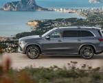 2020 Mercedes-Benz GLS AMG Line (Color: Designo Selenite Grey Metallic) Side Wallpapers 150x120 (9)