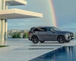 2020 Mercedes-Benz GLS AMG Line (Color: Designo Selenite Grey Metallic) Side Wallpapers 150x120 (28)