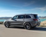 2020 Mercedes-Benz GLS AMG Line (Color: Designo Selenite Grey Metallic) Side Wallpapers 150x120 (10)
