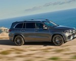 2020 Mercedes-Benz GLS AMG Line (Color: Designo Selenite Grey Metallic) Side Wallpapers 150x120 (12)