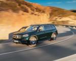 2020 Mercedes-Benz GLS (Color: Emerald Green) Front Three-Quarter Wallpaper 150x120 (43)