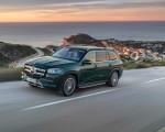 2020 Mercedes-Benz GLS (Color: Emerald Green) Front Three-Quarter Wallpaper 150x120 (44)